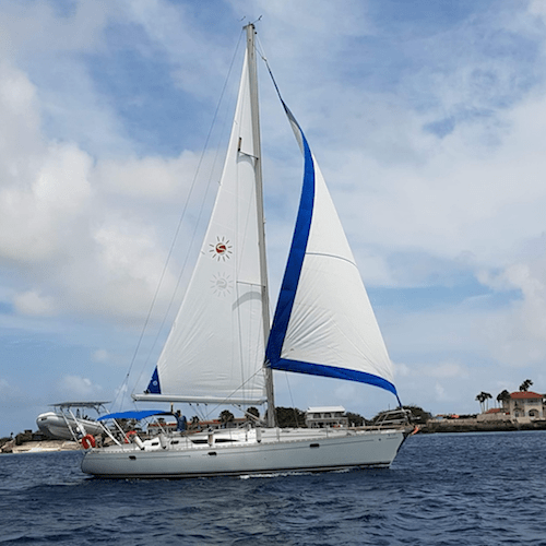 Private-sailing-charter-bonaire